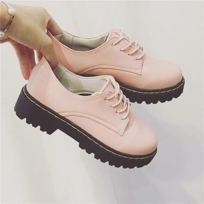 女生鞋子冬季凉鞋女学生初中民族风女鞋女夏季女鞋皮靴女平底新款