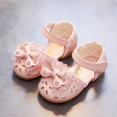 儿童韩版套装高跟鞋女男童凉鞋包头初中生凉女坡跟凉男时尚女鞋拖