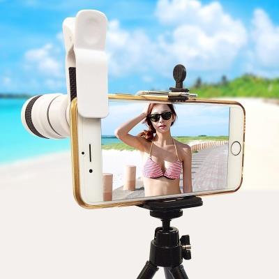 摄影单筒望远镜手机拍照接手可调焦距千里眼红外眼镜