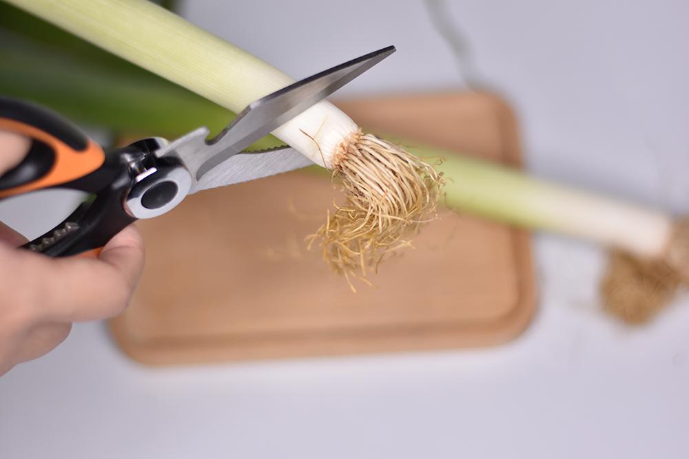 【领券立减2元】【德国精工厨房剪】厨房多功能剪刀家用剪刀加厚不锈钢剪厨房剪刀强力鸡骨剪鱼骨